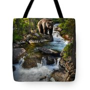 Bear Necessity Tote Bag