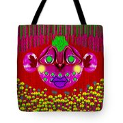 Bear Without Berries Tote Bag