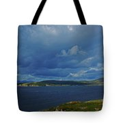 Beara Peninsula West Kerry - On The Road To Lauragh Tote Bag