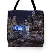 Bearden Bench Tote Bag