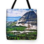 Bearhat Mountain Tote Bag