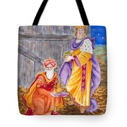 Bearing Gifts Tote Bag