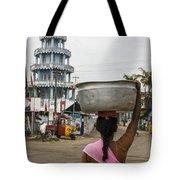 Bearing Pot Tote Bag