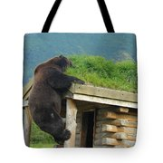 Bearly Able Tote Bag