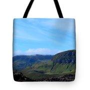 Bearreraig Bay In Scotland Tote Bag