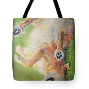 Bear's Backscratch For Phone Cases Tote Bag