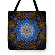 Beartooth Pass Kaleidoscope Tote Bag