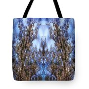 Beast In The Sacred Forest Tote Bag