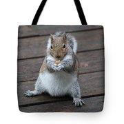 Beast Mode Squirrel Tote Bag
