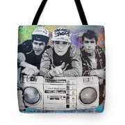 Beastie Boys Tote Bag