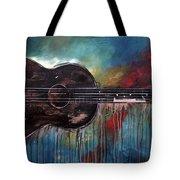 Bob Marley's First Tote Bag