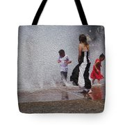 Beating The Heat Tote Bag