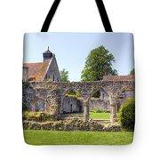 Beaulieu Abbey Tote Bag