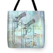 Beaumont Revlover Tote Bag