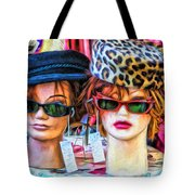 Beauties For Sale Tote Bag