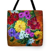 Beauties In Bloom Tote Bag
