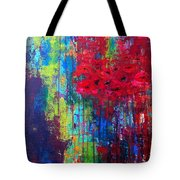 Beautiful Abstraction Tote Bag