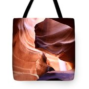 Beautiful Antelope Canyon Colors Tote Bag