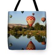 Beautiful Balloon Day Tote Bag