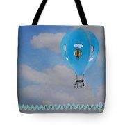 Beautiful Balloon Tote Bag