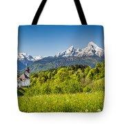 Beautiful Bavaria Tote Bag