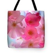 Beautiful Blooms Tote Bag
