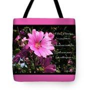 Beautiful Blossom 2 Tote Bag