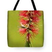 Beautiful Bottle Brush Flower Tote Bag
