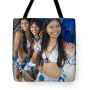 Beautiful Women Of Brazil 2 Tote Bag