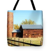 Beautiful Brick Silo Tote Bag