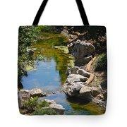 Beautiful Brook Tote Bag