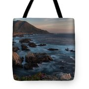 Beautiful California Coast In Spring Tote Bag