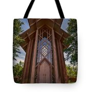 Beautiful Chapel Tote Bag