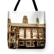 Beautiful Chicago Structures 3 Tote Bag