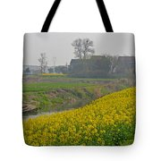 Beautiful China's Rural Scenery Tote Bag