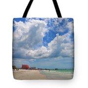 Beautiful Clearwater Beach Tote Bag