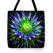 Beautiful Colorful Holiday Fireworks 1 Tote Bag