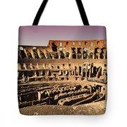 Beautiful Colosseum Rome Tote Bag