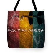 Beautiful Dancer Tote Bag