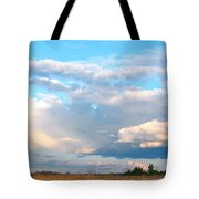 Beautiful Day By The Bay Tote Bag