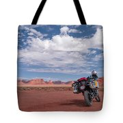 Beautiful Day For A Ride Tote Bag