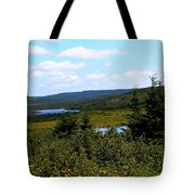 Beautiful Day In The Country Tote Bag