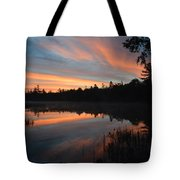 Beautiful Day's Promise Tote Bag