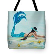 Beautiful Dreamer Tote Bag