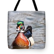 Beautiful Duck Tote Bag