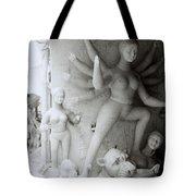Surreal Kolkata Tote Bag