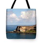 Beautiful El Morro Tote Bag