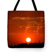 Beautiful Evening I Tote Bag