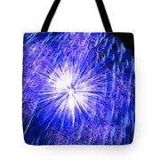 Beautiful Fireworks 11 Tote Bag