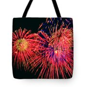 Beautiful Fireworks 14 Tote Bag